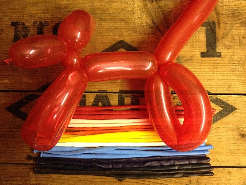 100 Pack of Modeling Balloons