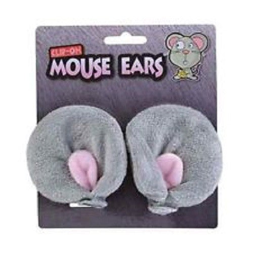 Clip On Mouse Ears