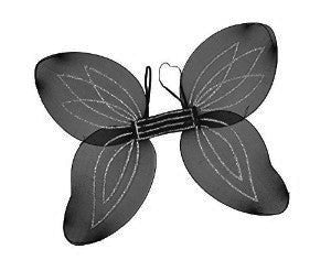 Wings - Black  Fairy or Angel Wings