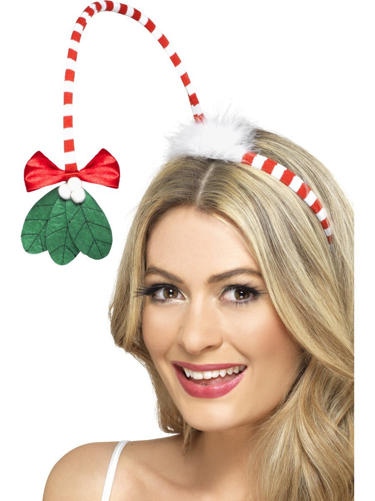 Headware - Mistletoe Kisses Headband