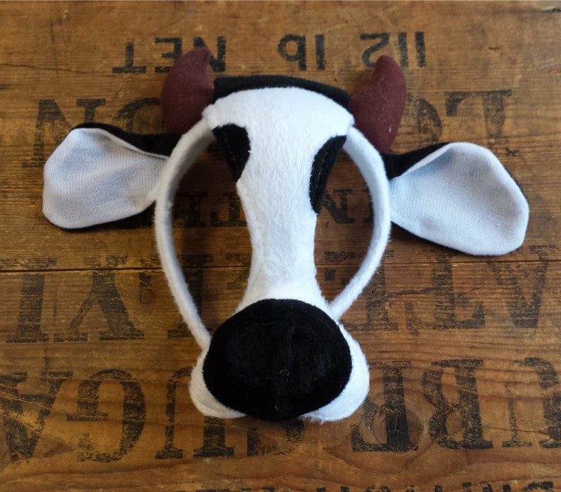 Animal Mask with sound - Cow