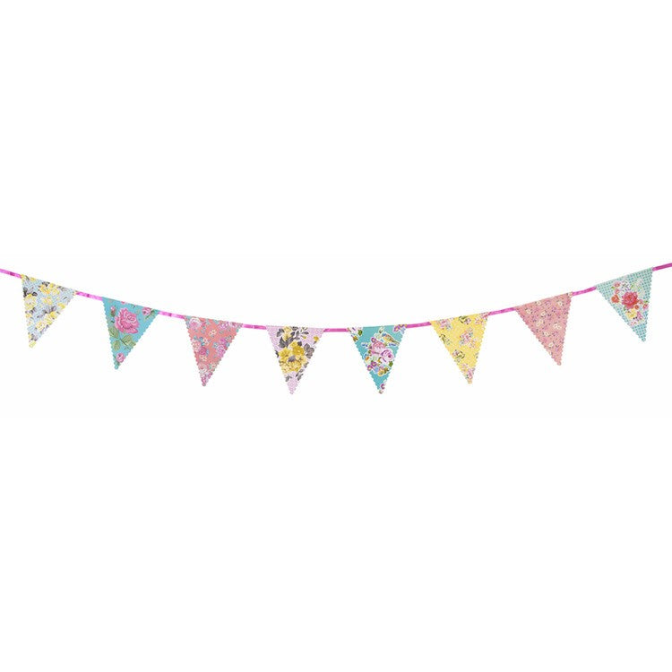 Charming Chinz Floral Bunting
