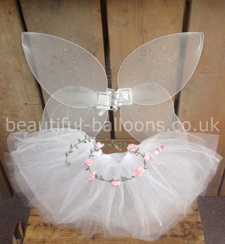 Beautiful-Balloons Fairy Dress Up