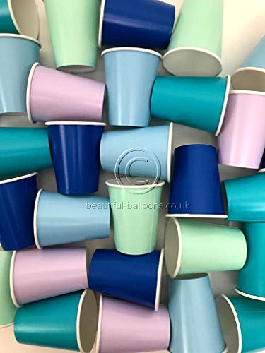 35 x Under the Sea Range Party Paper Cups!