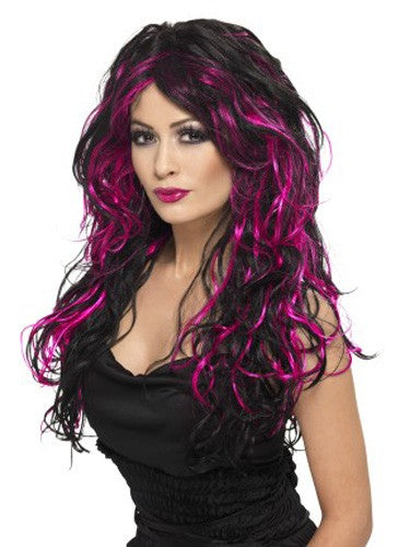 Gothic Bride Wig - Perfect for Halloween!