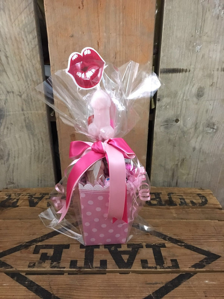 6 Beautiful Balloons Hen Party Bags