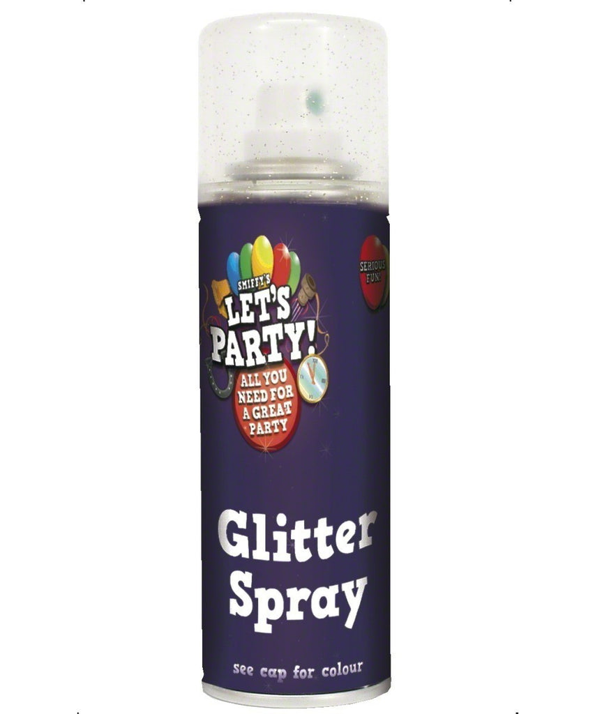 Hairspray - Glitter in Silver or Gold
