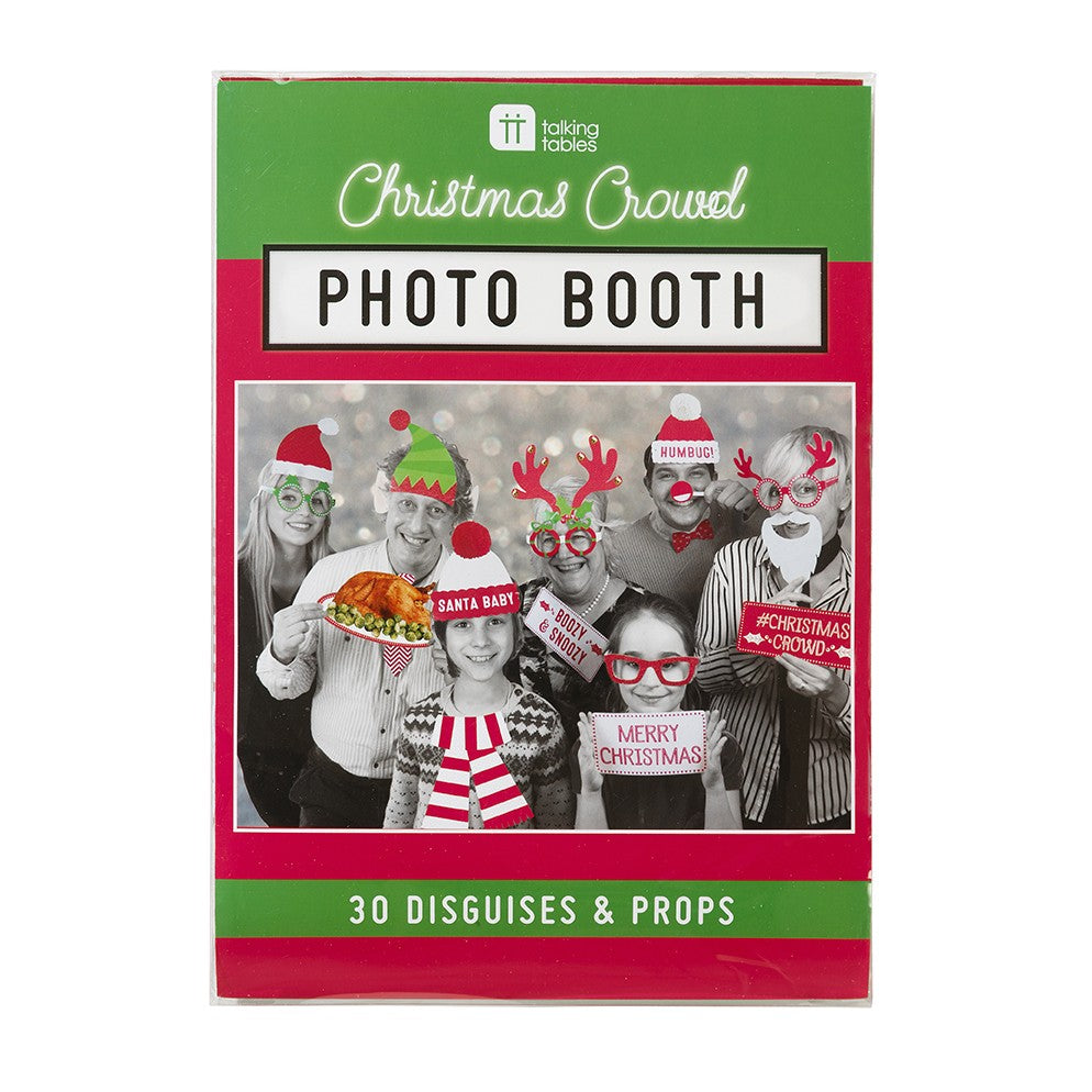 Christmas Entertainment Photo Booth and Props kit