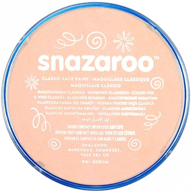 Face Paints! Assorted Snazaroo Colours