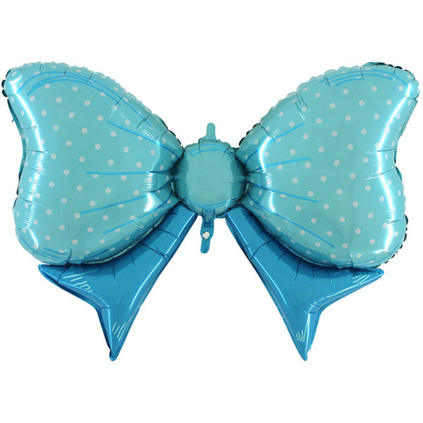 Blue Bow Supershape