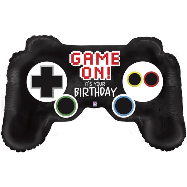 Black Game Controller Console Supershape