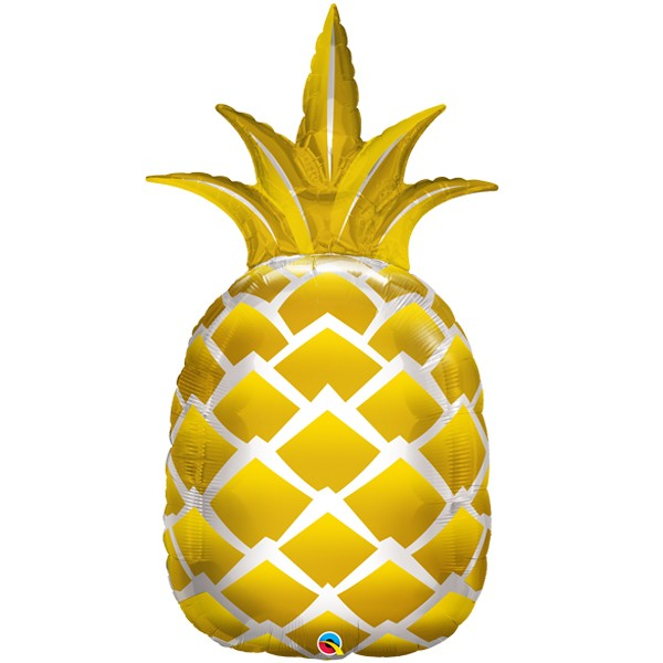 Gold Pineapple Supershape