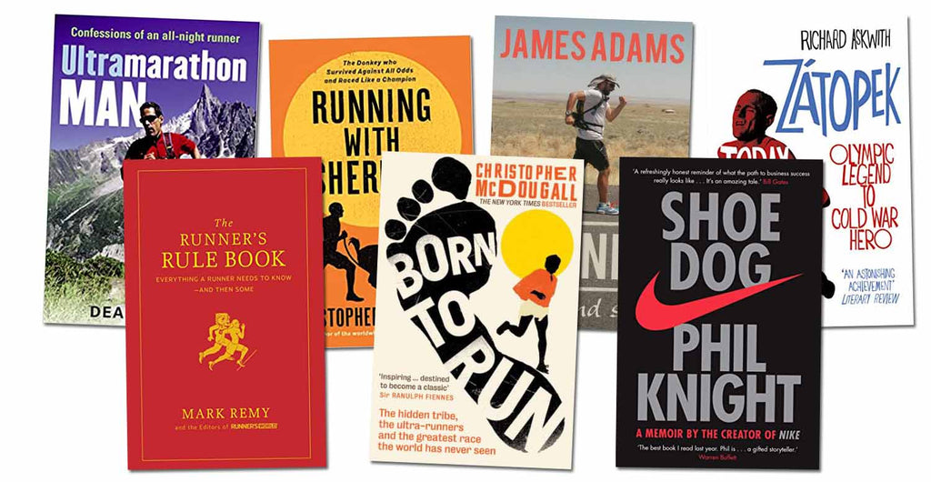 Top 7 Running Books in Australia