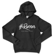 #Runner - Dream Believe Achieve Hoodie
