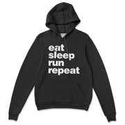 Eat Sleep Run Repeat Hoodie (Unisex)