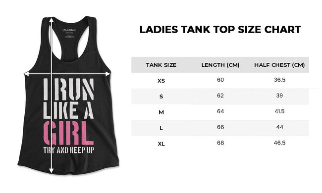 21K Club Women's Tank Top