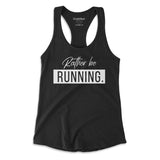 Rather be Running Women's Tank Top