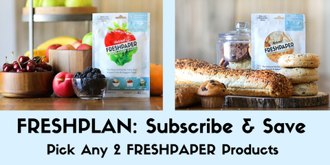 Power FreshPlan - Pick Any 2 FRESHPAPER products!