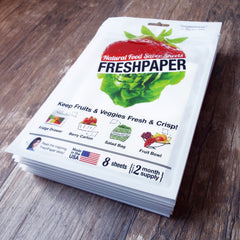"""FreshPaper Fresh Paper Fenugreen 10 pack bundle"""