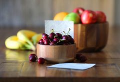 Handcrafted Mini Farm Gift Crate + FRESHPAPER for Produce