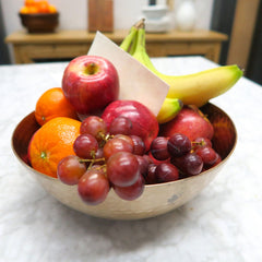 """FreshPaper fresh paper fenugreen fruit bowl"""
