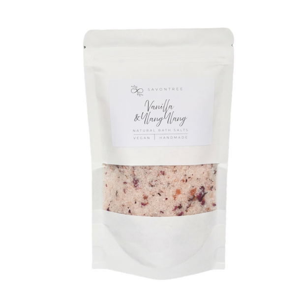 ylang ylang luxury bath salts