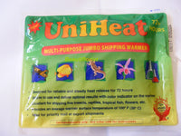 72 Hour Heat Pack - Great for plants