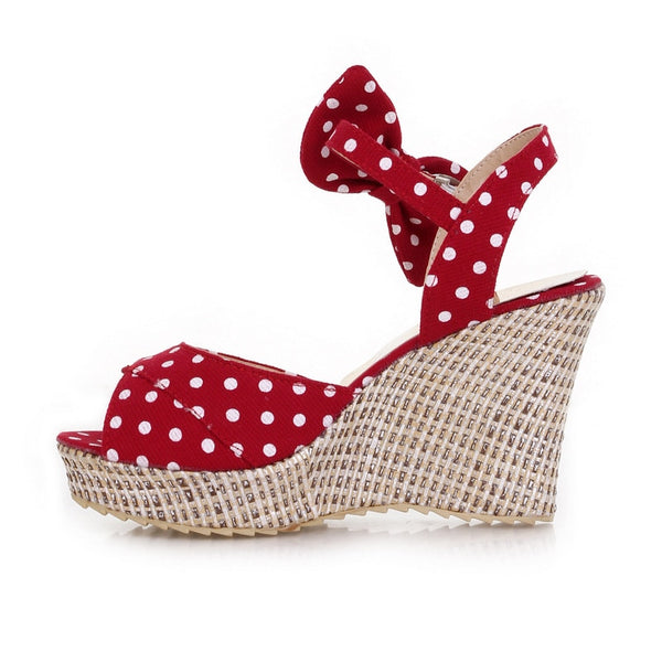 Bow Heels - My Lifes Essentials