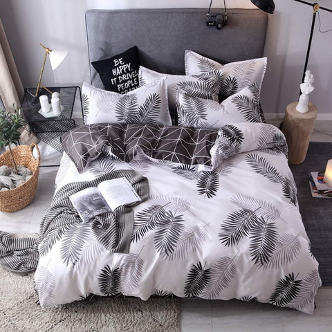 Fashion Simple Style Home Bedding Sets - My Lifes Essentials