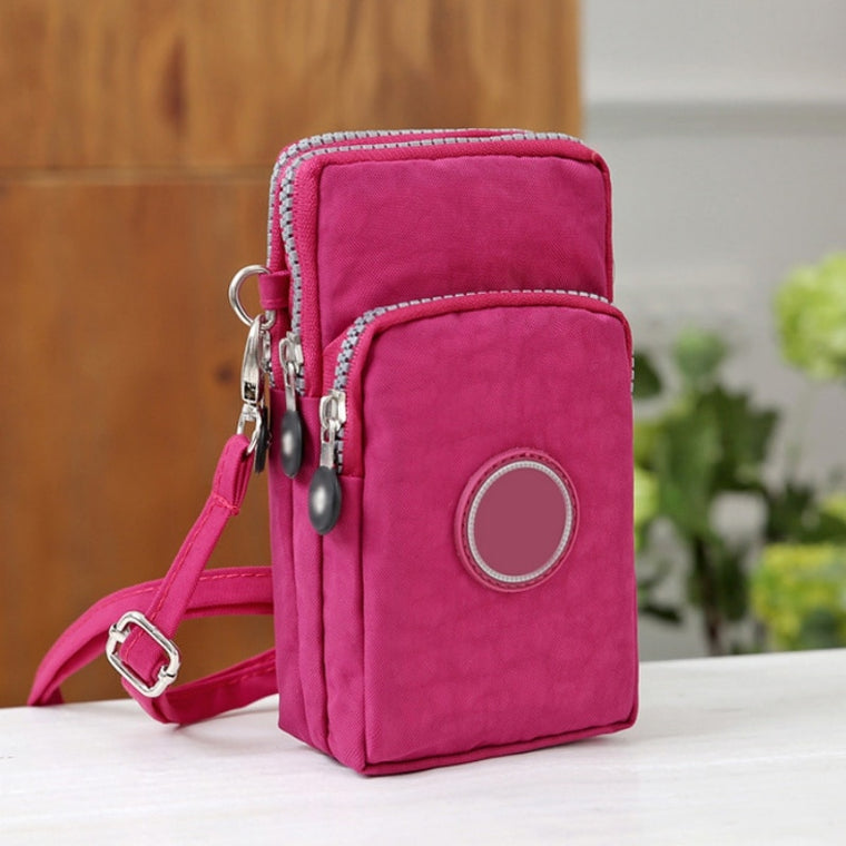 Cell Phone and Passport Purse
