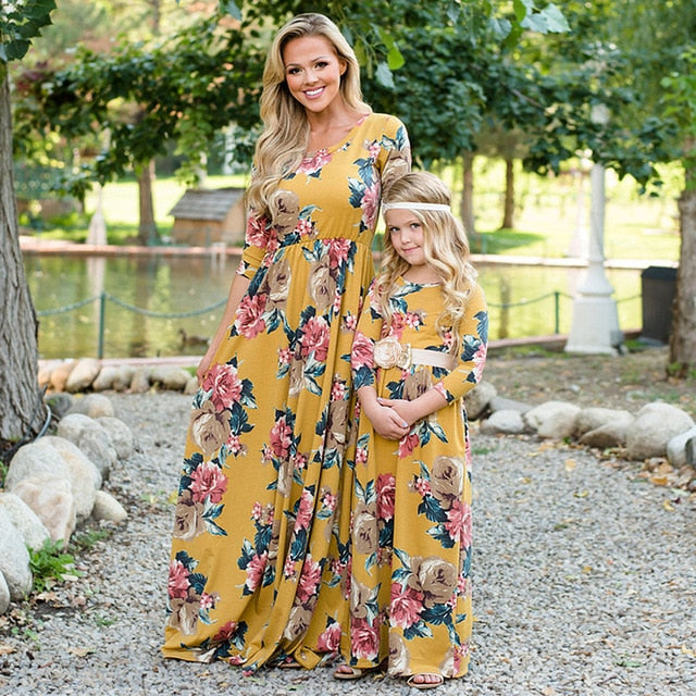 Mommy & Me Dresses - My Lifes Essentials