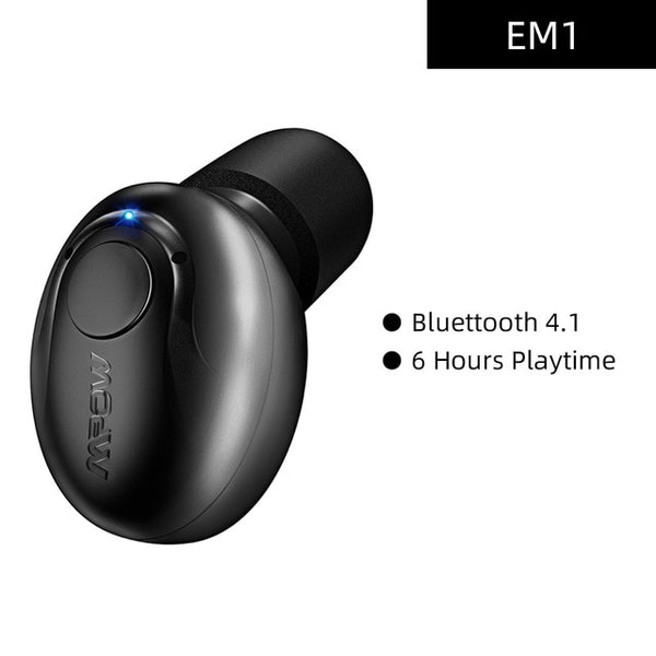 Single Bluetooth Earpiece - My Lifes Essentials