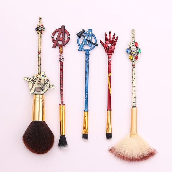 Avengers Makeup Brush Set - My Lifes Essentials