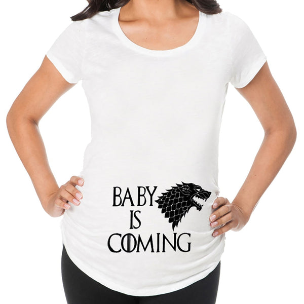 Game Of Thrones Maternity Shirt - My Lifes Essentials