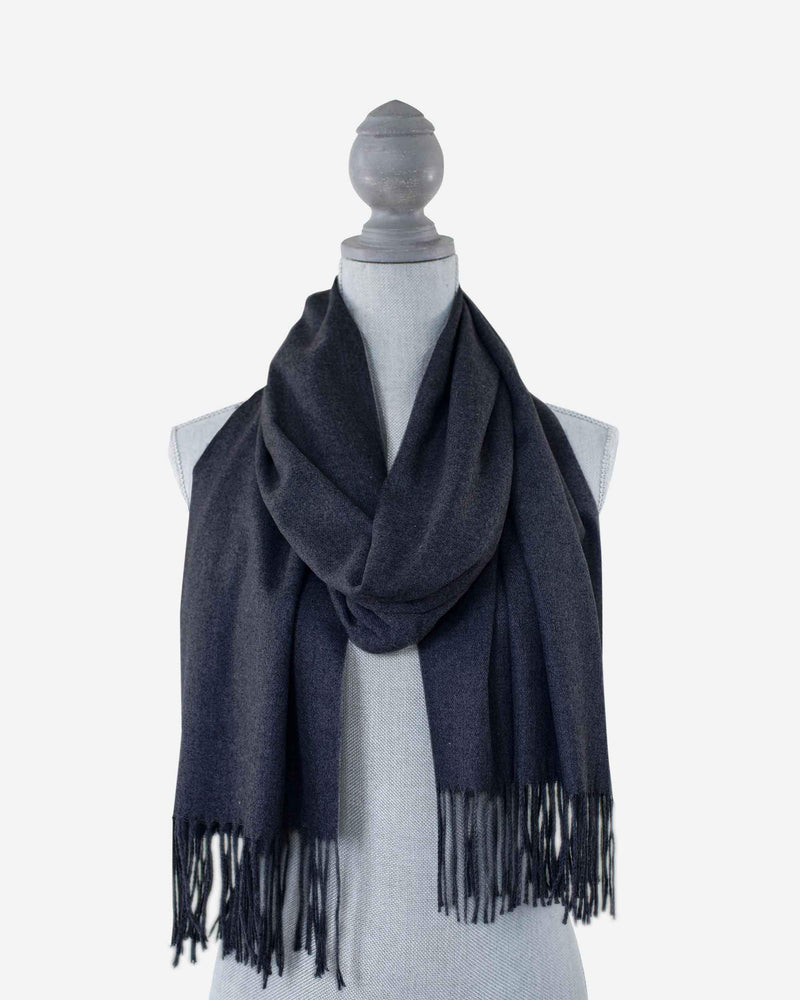 Rolling Cloud Cashmere Blend Shawl - Fashion Off The Rack