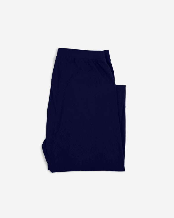 Buttery Soft Navy High-Waisted Legging - Fashion Off The Rack