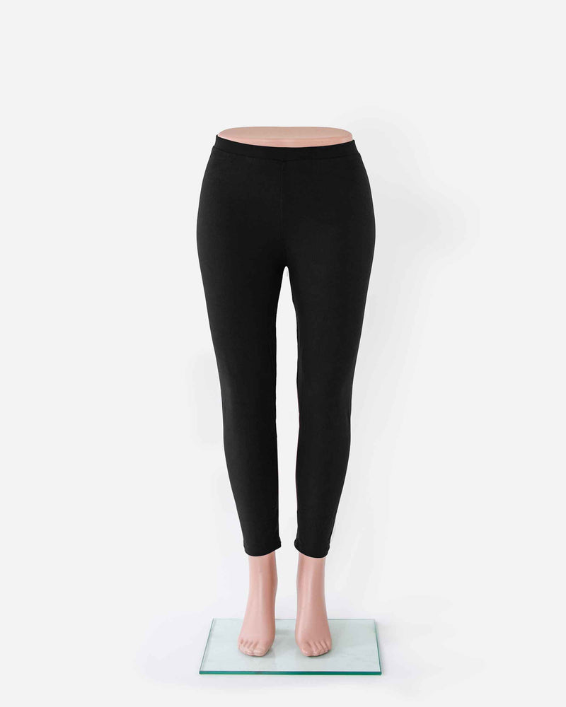 Buttery Soft Black High-Waisted Legging - Fashion Off The Rack