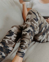 Classic Camo High-Waisted Legging - Fashion Off The Rack