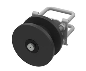 Cantilever Roller for 2-inch Square Gate Frames