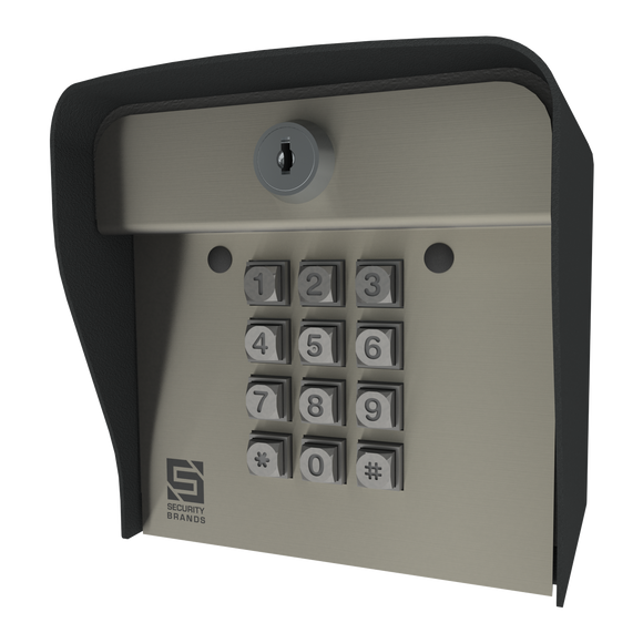 Advantage DKLP - Keypad - Post Mount