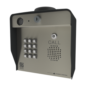 Ascent X1 - Cellular Telephone Entry System with Keypad