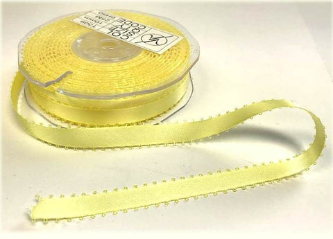 10mm Picot Edge Ribbon