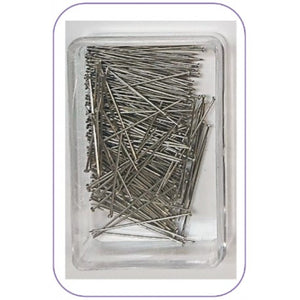 28mm Clear Box Pins