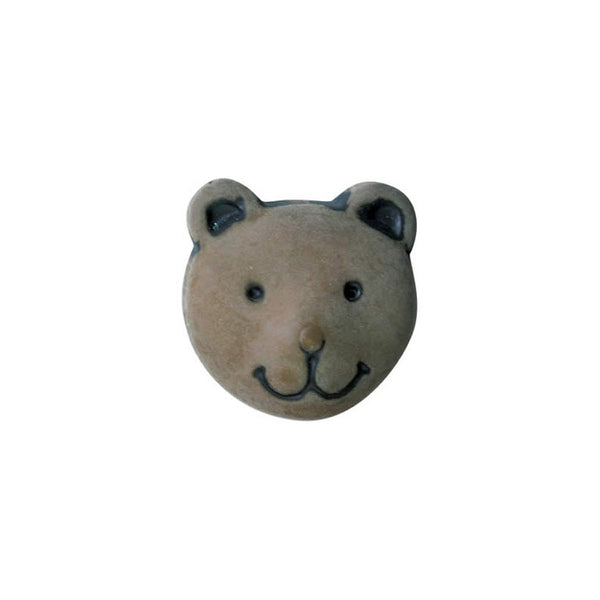 Teddy Face Buttons