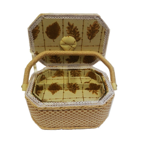 Check Sewing Box