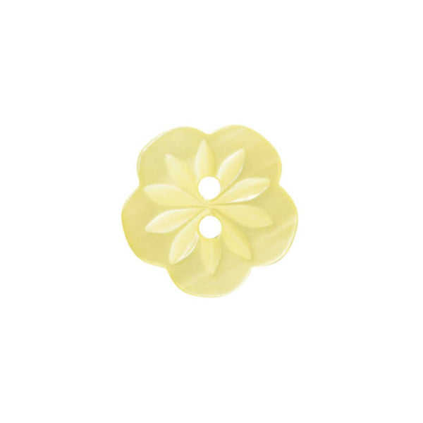 Flower Matt Buttons