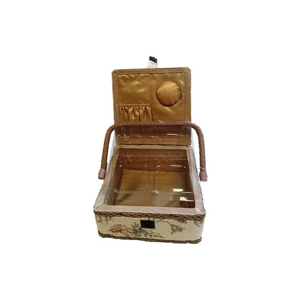 Square Sewing Box