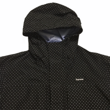 Load image into Gallery viewer, 2012 Supreme Black Small Polka Dot Triple Layer Jacket