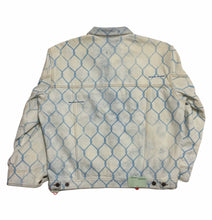 Load image into Gallery viewer, Off-White Fence Denim Jacket