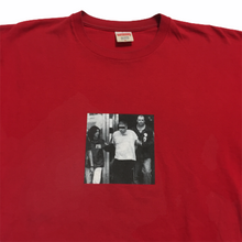 Load image into Gallery viewer, 2005 Supreme Illegal Business Controls America Red Tee
